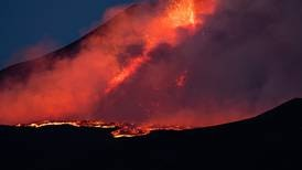 Mount Etna's 2018 eruption had been brewing for at least six months