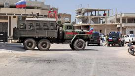 Russian military enters Syrian opposition enclave in Daraa