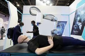 Gitex 2021: laser-sharp Sharjah company uses AI robots