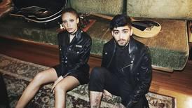 Gigi Hadid photographs Zayn Malik for Versus campaign