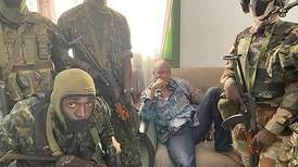 Guinea coup: Military claims to have seized power from President Alpha Conde