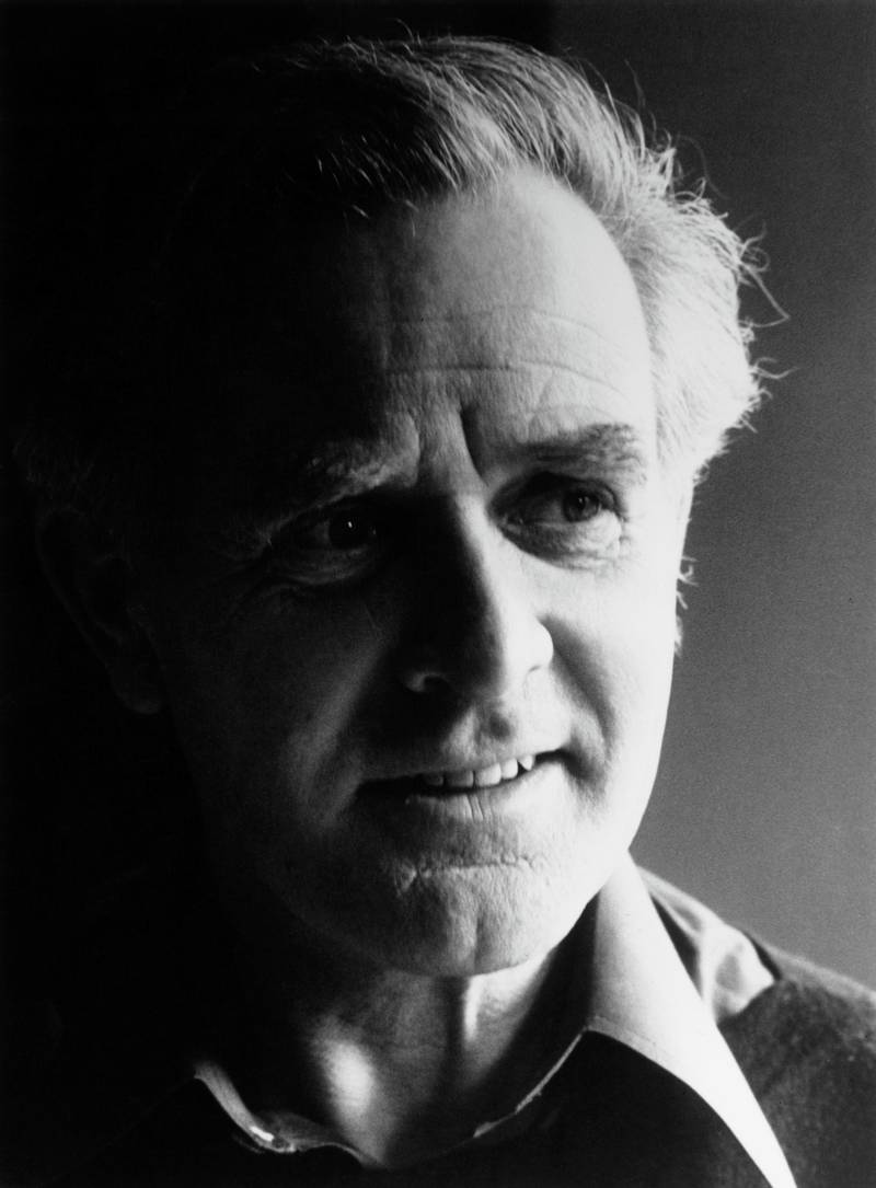 British author John le Carré, 1980. (Photo by Central Press/Hulton Archive/Getty Images)