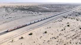 British and UAE transport chiefs in joint plan to keep the country's railways on track