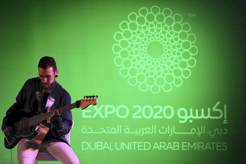 Dubai, United Arab Emirates - Reporter: Ramola Talwar. News. ExpoÕs Sustainability Pavilion opens to the public. Dubai. Thursday, January 21st, 2021. Chris Whiteoak / The National