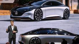 Daimler to cut thousands of jobs by 2022 to fund electric shift