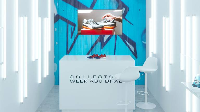 An image that illustrates this article 6 things to see and do at Abu Dhabi Collectors' Week