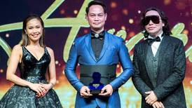 Filipino Times Awards: Michael Cinco hands out trophies to countrymen and women at ceremony
