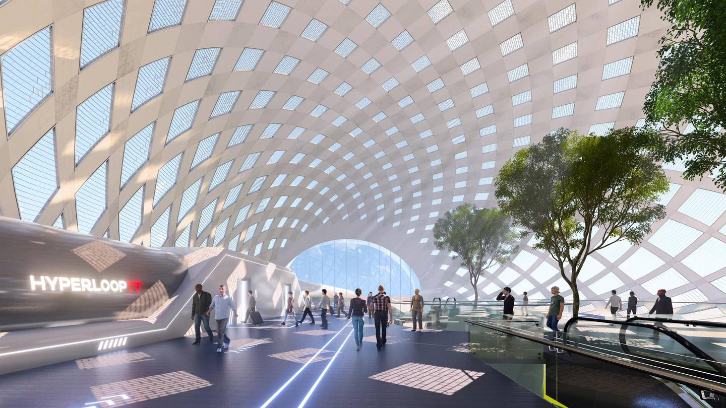 HyperloopTT Joins United Nations GlobalCompact, Reveals Sustainable Full-ScaleSystem Design
