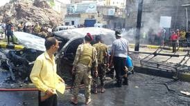 Six killed by car bomb targeting Yemen's Aden governor