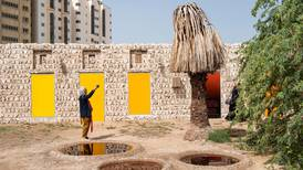 Sharjah Art Foundation adds new permanent installation to its collection