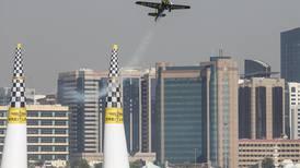 Thrills as daredevils soar over Abu Dhabi