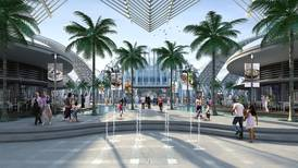 Palm Jumeirah's Nakheel Mall is set to open this month