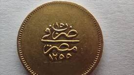 Egypt seizes dozens of rare coins at Cairo airport