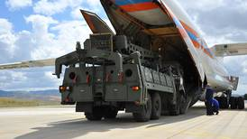 Turkey receives more Russian missile parts amid US silence
