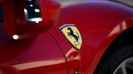 Ex-Apple designer Jony Ive to help Ferrari make first electric car