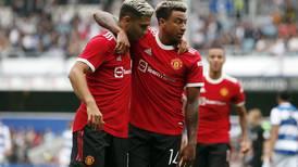 Manchester United player ratings v QPR: Jesse Lingard 6, Mason Greenwood 5
