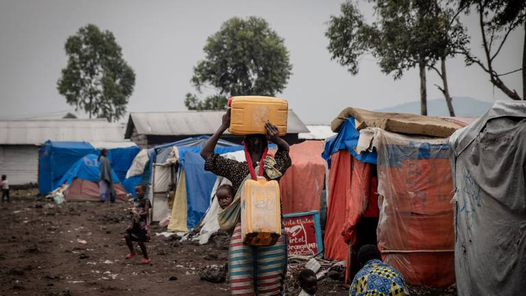 An image that illustrates this article UN refugee agency 'preparing for the worst' from climate change