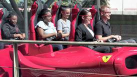 Formula Rossa at 10: What it's like to ride the fastest roller coaster on the planet