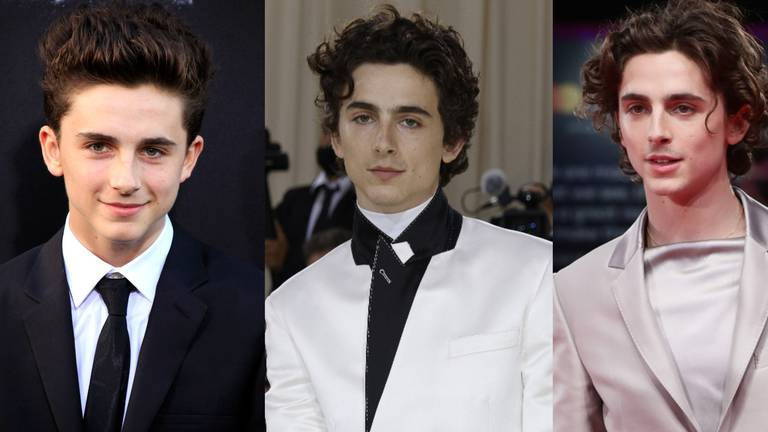 An image that illustrates this article 'The King' of the red carpet? Timothee Chalamet's style evolution in 34 photos