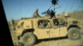 US and Afghan soldiers shot by uniformed gunman