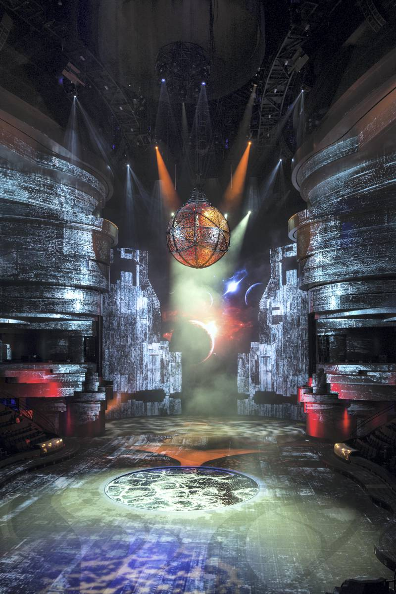 Hailing from over 20 countries, the international cast and crew of La Perle by Dragone are preparing for the big premiere on August 31 in Dubai. Courtesy: La Perle by Dragone