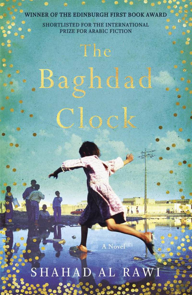 The Baghdad Clock by Shahad Al Rawi (Iraq)