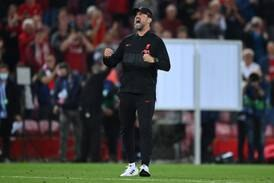 Liverpool can't afford to waste points, Jurgen Klopp says