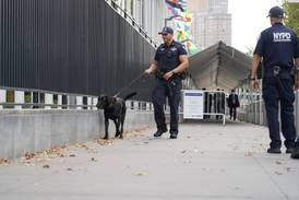 UNGA 2021: How the NYPD protects world leaders and city residents