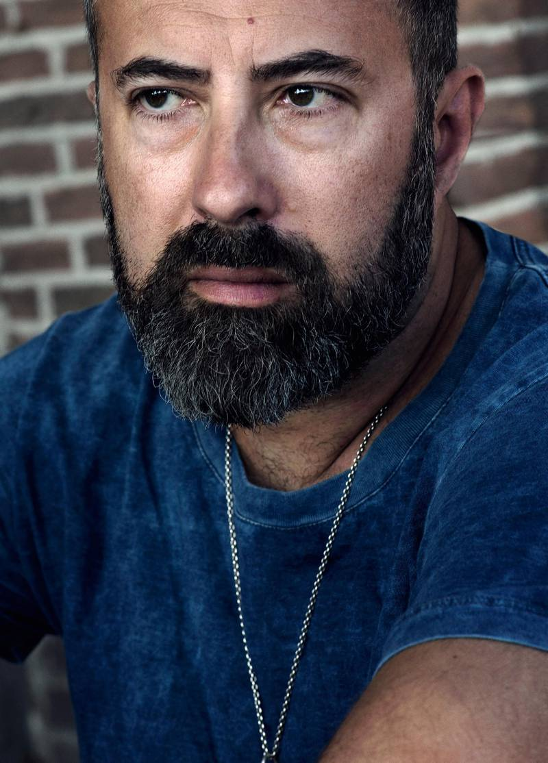Dave Clarke. Photo by Marilyn Clark