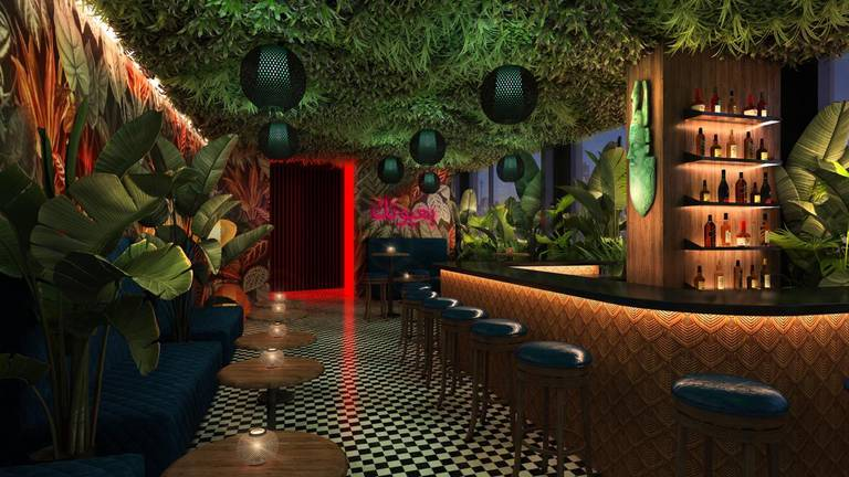 An image that illustrates this article 7 new nightlife venues coming to Dubai: from a floating club to a Beirut hotspot