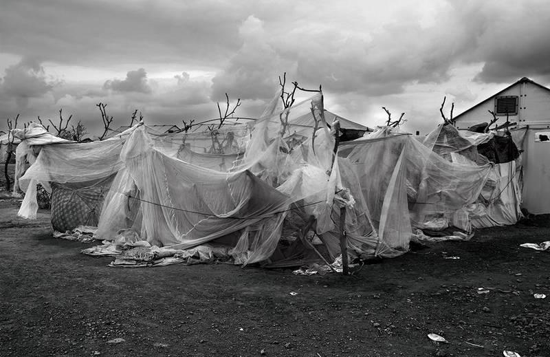 Yemeni refugees, camp of Markazi. Obock, Djibouti, Horn of Afrika, Decembre, 2016 to 2017