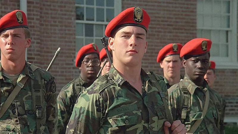 Tom Cruise in Taps (1981) IMDb