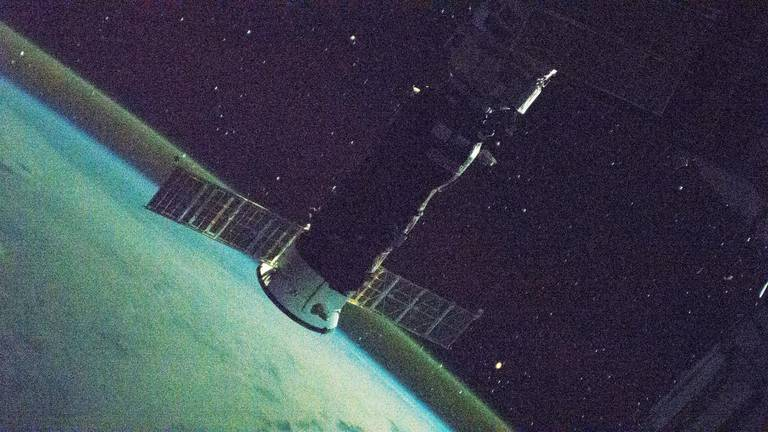 An image that illustrates this article UAE in talks with international partners to secure second mission to ISS