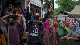 Kashmir: Clashes erupt after Indian troops kill civilian