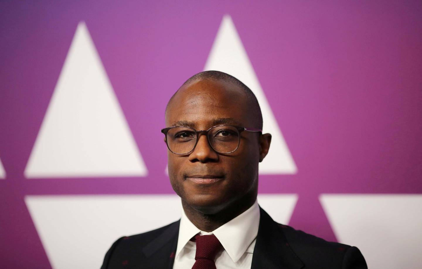 FILE PHOTO: Director Barry Jenkins attends the 91st Oscars Nominees Luncheon in Beverly Hills, California, U.S. February 4, 2019. REUTERS/David McNew/File Photo