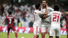 UAE to discover 2022 World Cup qualifying draw next month
