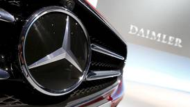 Mercedes-Benz beats rivals BMW and Volkswagen to record higher car sales