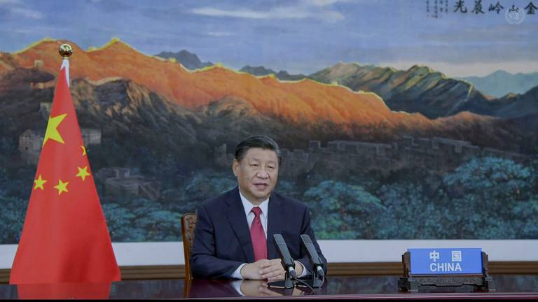 An image that illustrates this article Xi Jinping: 'Differences between countries need to be handled through dialogue'