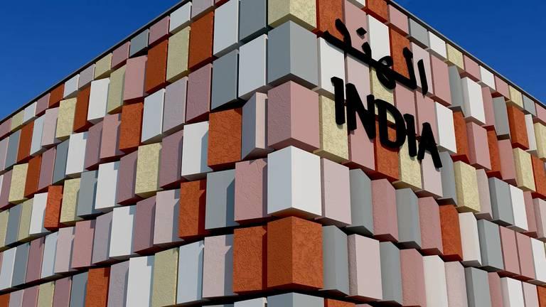 An image that illustrates this article India's shapeshifting Expo 2020 Dubai pavilion set to dazzle visitors