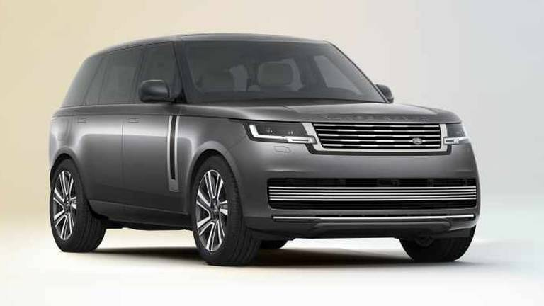 An image that illustrates this article Range Rover 2022 - in pictures