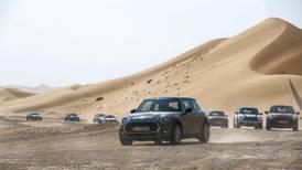 Road test: John Cooper Works Clubman and Countryman prove a big hit in UAE desert