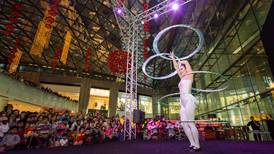 Top 10: Celebrate the fourth birthday of The Galleria on Al Maryah Island, catch the final days of Dance in the Dark at Ayyam Gallery