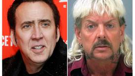 Nicolas Cage will not play Joe Exotic in 'Tiger King' series as Amazon shelves project