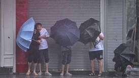 China: typhoon In-Fa halts travel as it hits east coast