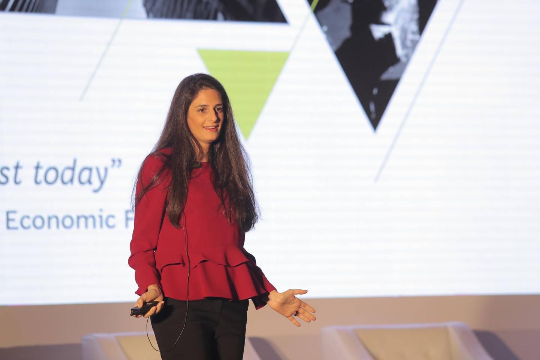 Maya El Hachem, Managing Director and Partner at  Boston Consulting Group. courtesy: Boston Consulting Group