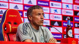 Euro 2020: Luis Enrique and Spain happy to wait for Sergio Busquets to recover