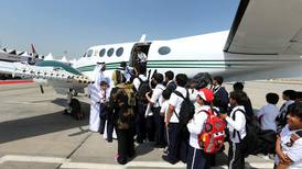 In pictures: luxury travel at Abu Dhabi Air Expo 2014 day two