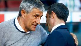 New Barcelona manager Quique Setien must bring style as well as silverware to Camp Nou