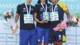 Italian delight at Fina 10km Abu Dhabi swim as Adrianna Bridl prevails