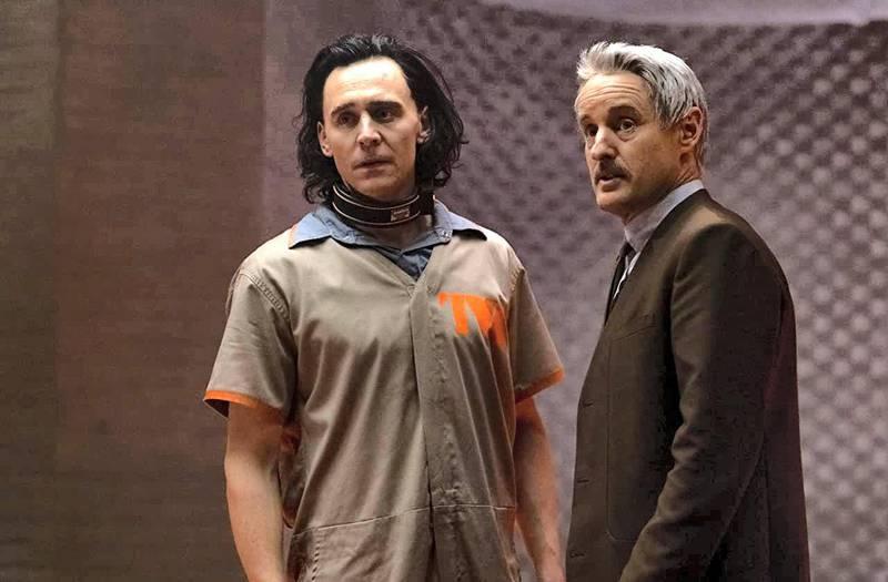 Owen Wilson and Tom Hiddleston in Loki (2021) IMDb